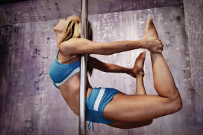 Pole dancing classes in Raleigh, NC