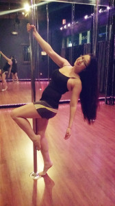 Pole dancing fitness in Raleigh, NC